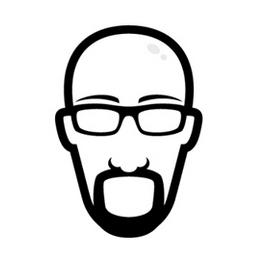 融入 男人 图形元素的多种行业图形标志logo与商标设计分析
